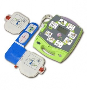 Zoll AED-plus hjertestarter