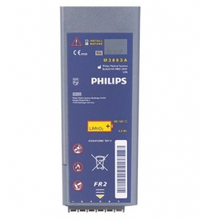 Philips Hearstart HS1/FRX Batteri