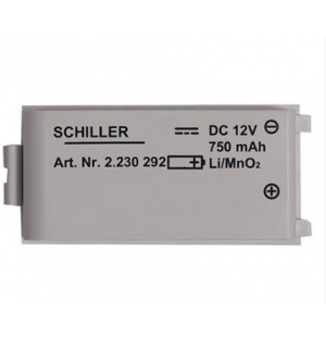 Schiller Fred EasyPort batteri